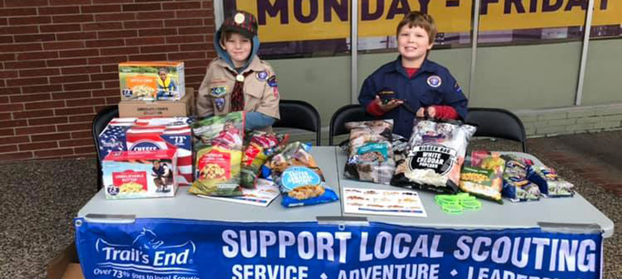 Pack 141 Fundraisers
